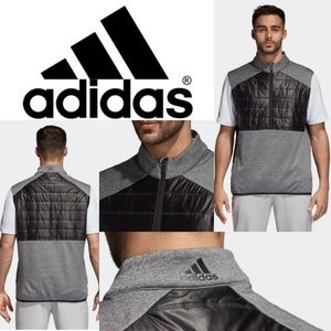 ADIDAS CLIMAHEAT QUILTED VEST